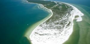 Cape San Blas Aerial