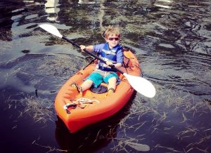 All Ages Love Kayaking