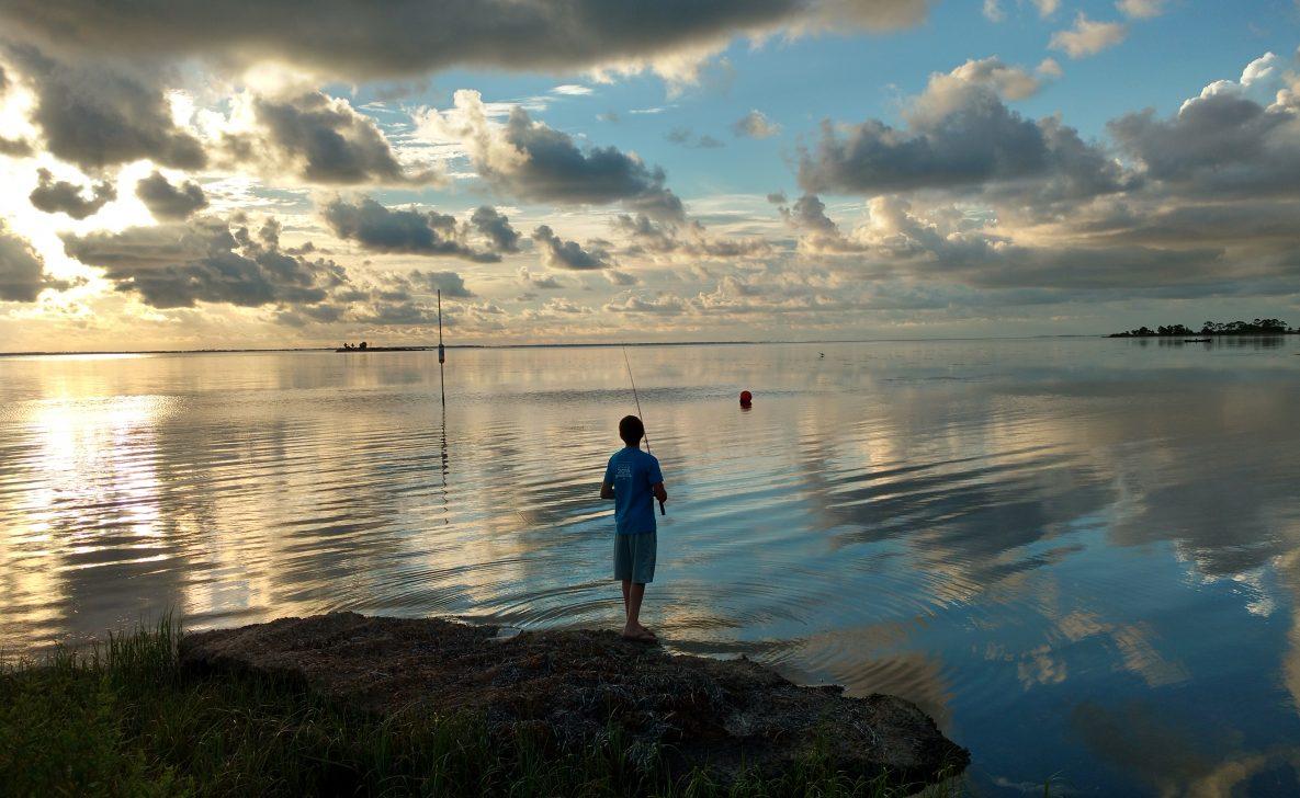 Rv resort marina on florida 39 s gulf coast port st joe fl for Fishing resorts in florida