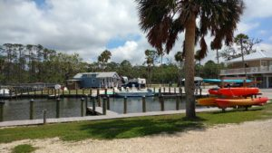 Presnells boat rentals office